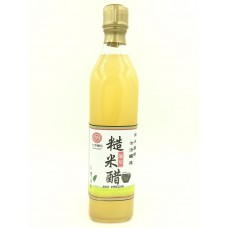 天然純釀米醋 Brown Rice Vinegar